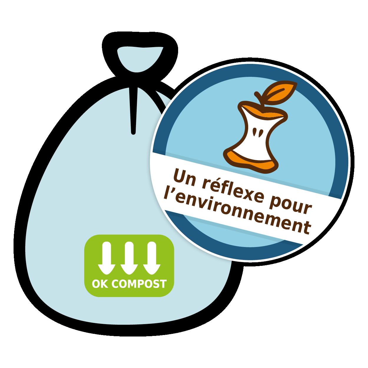 Syctom - Tri des déchets alimentaires : un réflexe pour l'environnement